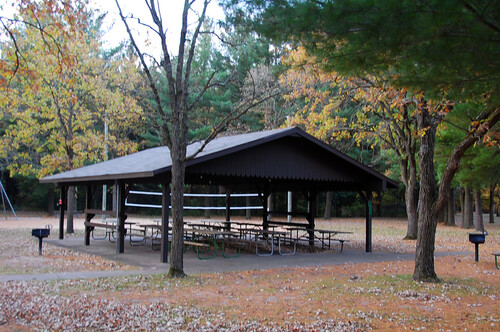 Lake Altoona County Park Shelter